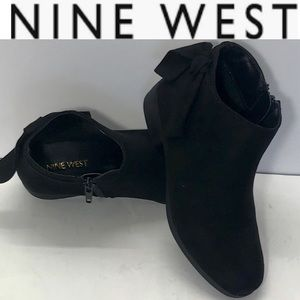 Nine West Girls Samarah Ankle Boots